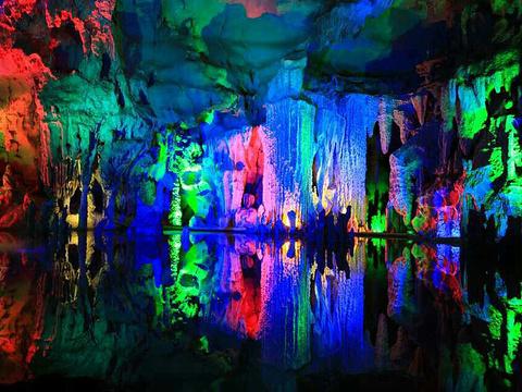 龙王洞旅游景点图片