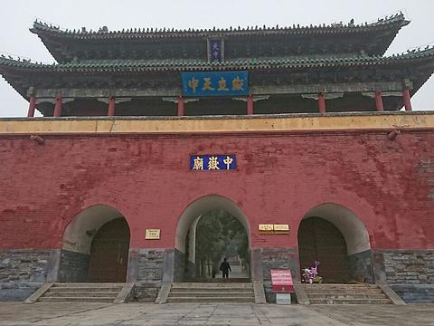 中岳庙旅游景点图片