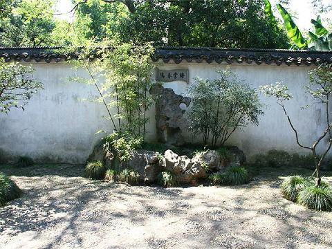 海棠春坞旅游景点图片