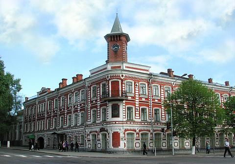 冈察洛夫历史文学博物馆