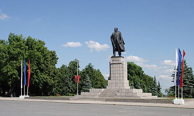 列宁广场旅游图片