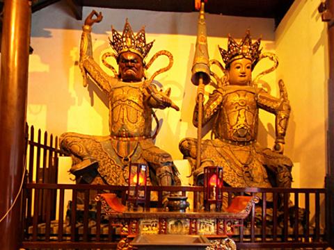 天王殿旅游景点图片