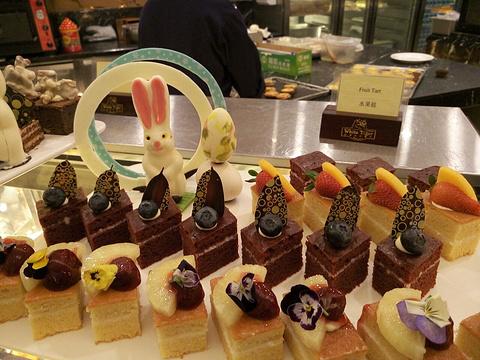 广州长隆酒店白虎自助餐厅