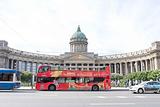 圣彼得堡环城巴士游
