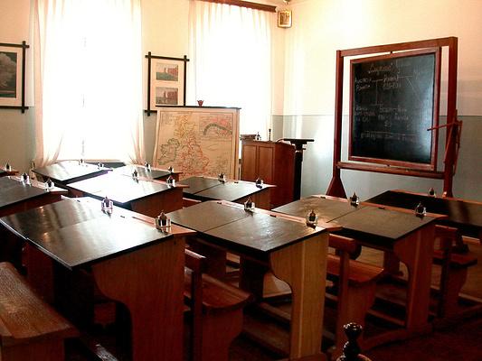 辛比尔斯克古典中学旅游图片
