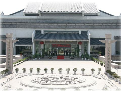 苏州规划展览馆旅游景点图片