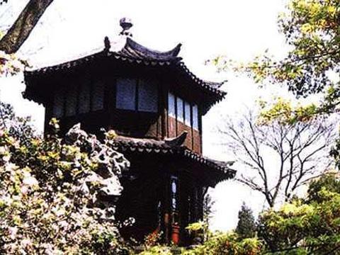 浮翠阁旅游景点图片