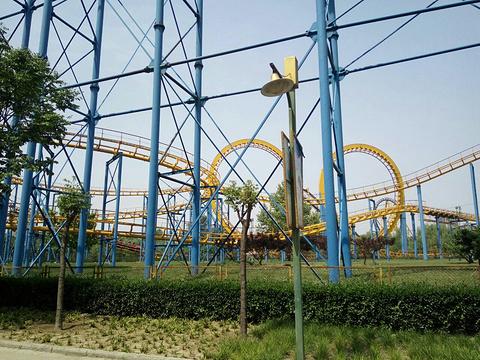 郑州世纪欢乐园旅游景点图片
