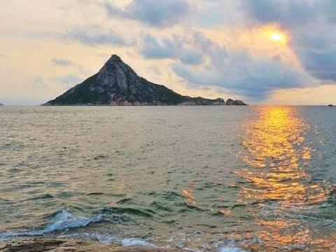 庙湾岛旅游景点图片