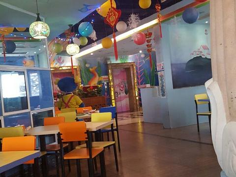 亚特兰酒店-地中海亲子餐厅旅游景点图片