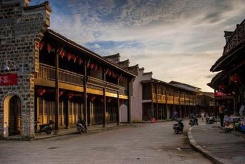 黎川老街的图片