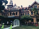 上海影视乐园马勒别墅