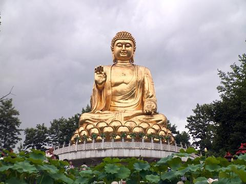 华岩寺旅游景点图片