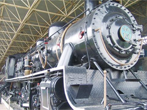 义王市铁道博物馆旅游景点图片