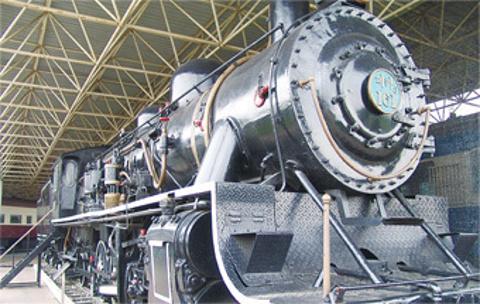 义王市铁道博物馆