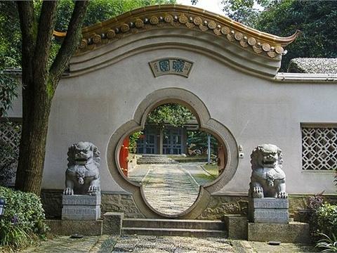曦园孔雀园旅游景点图片