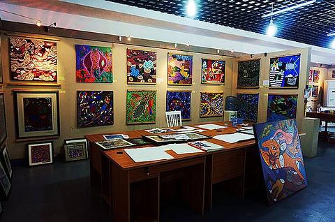 东极渔民画厅