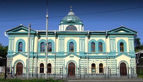 伊尔库茨克犹太教堂