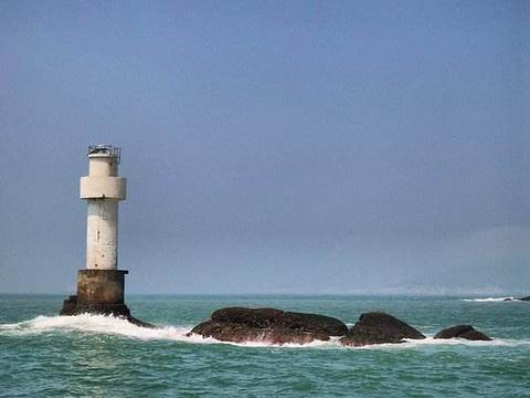 东海第一哨灯塔旅游景点图片