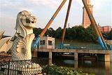 新加坡鱼尾狮