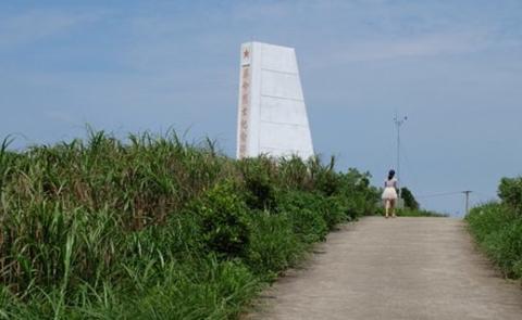 东海游击队烈士纪念碑