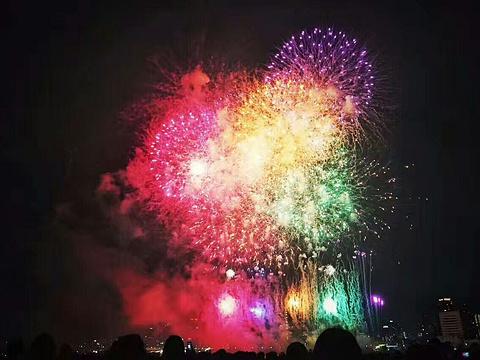 淀川烟花大会旅游景点图片