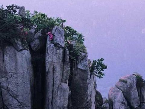 烟霞峰旅游景点图片