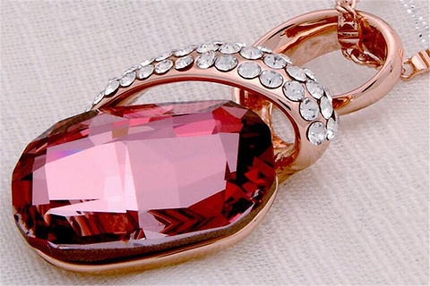 人工宝石饰品