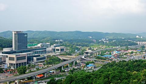 龙仁市旅游图片