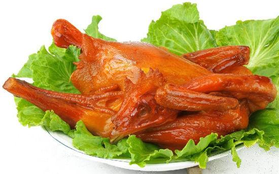 卓资山熏鸡