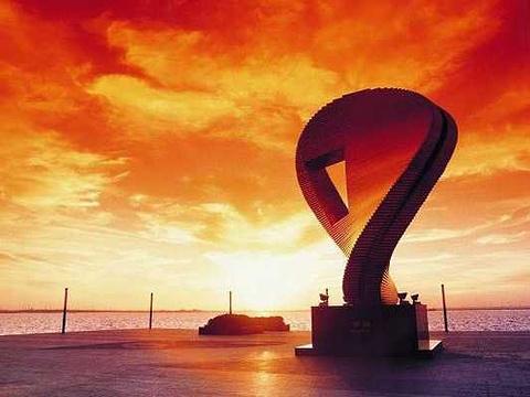 圆融雕塑旅游景点图片
