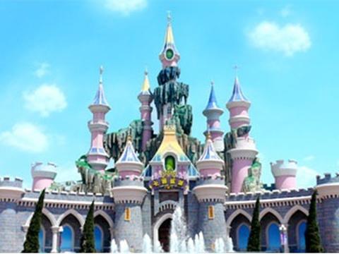 卡通城堡旅游景点图片