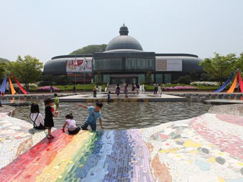 广州昆池岩陶瓷公园旅游景点图片