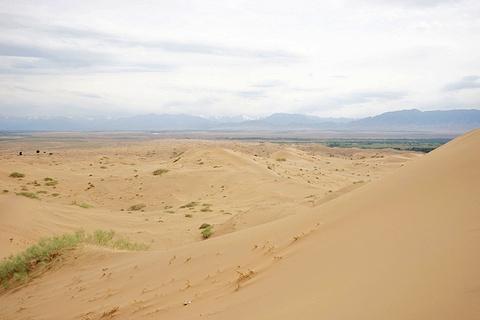 张掖国家沙漠体育公园