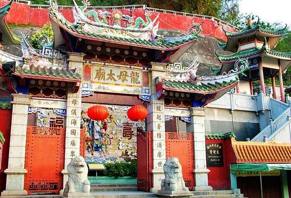 龙母太庙旅游图片