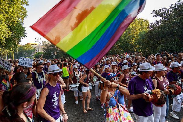 马德里同性恋游行(CSD MADRID)