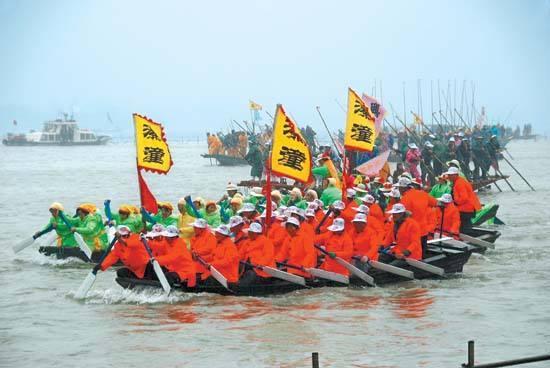 泰州姜堰溱潼会船节
