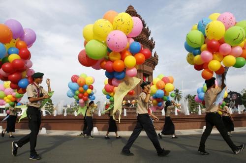 柬埔寨国庆节