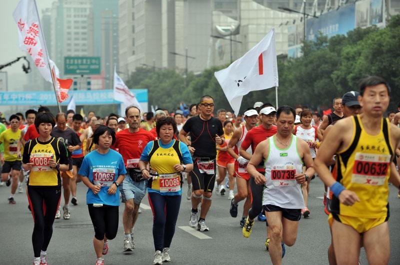 杭州国际马拉松