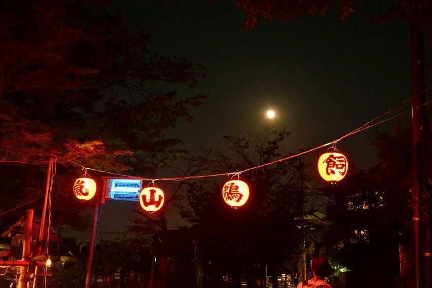 宇治川和岚山的鵜飼表演