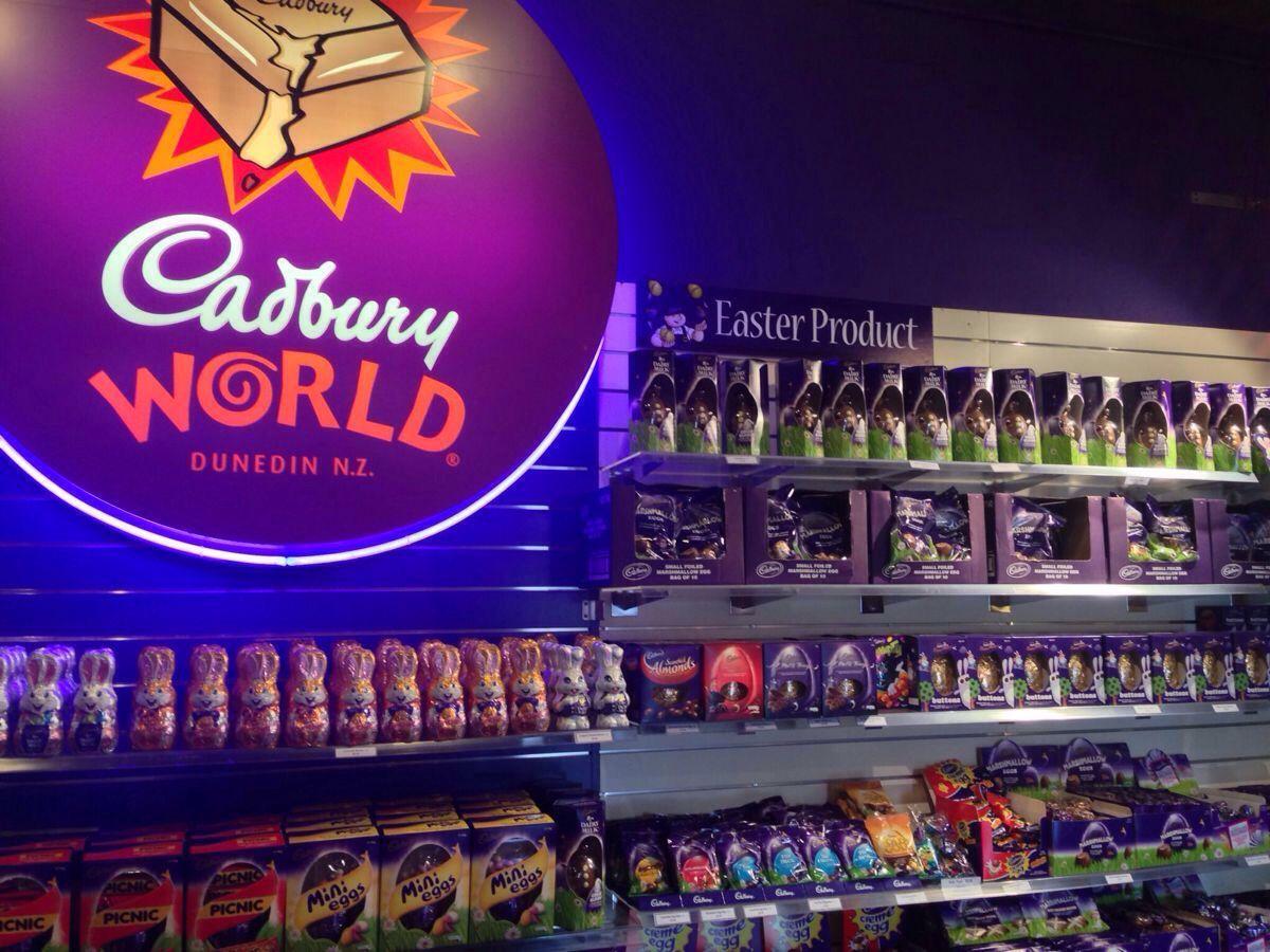 但尼丁吉百利巧克力嘉年华(Dunedin Cadbury Chocolate Carnival)