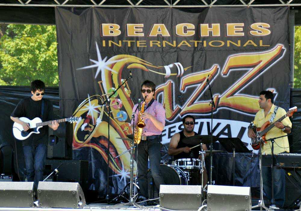 海滩国际爵士音乐节