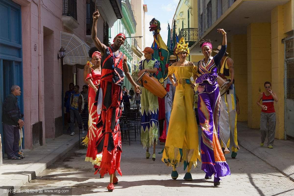 古巴街狂欢节(CubaDupa)