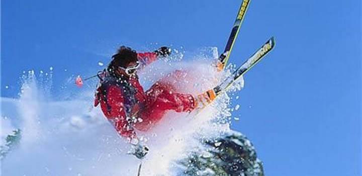 中国•石家庄清凉山滑雪旅游文化节