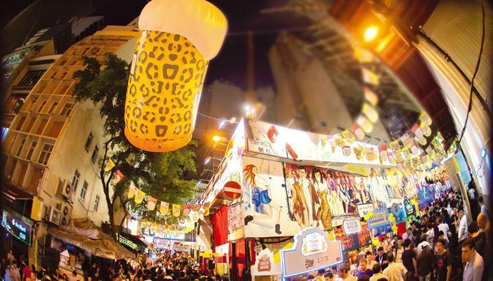 兰桂坊音乐啤酒节