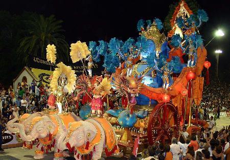 瓜莱瓜伊丘狂欢节
