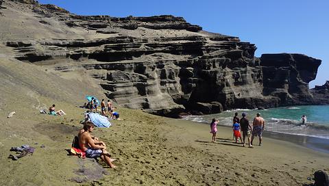夏威夷大岛旅游图片
