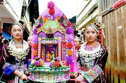 侗族花炮节