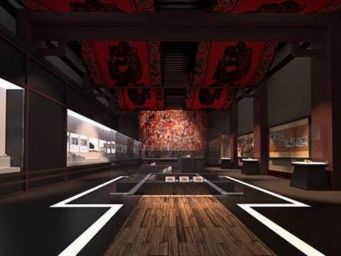 章丘市博物馆旅游景点图片