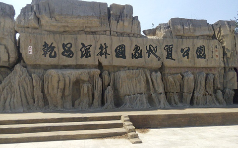 中国乾安泥林